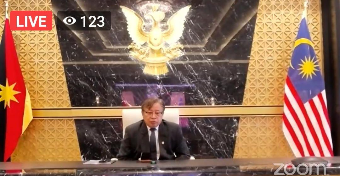 Sarawak ulih ngambi bagi nyadi pengekport kuasa hidrogen