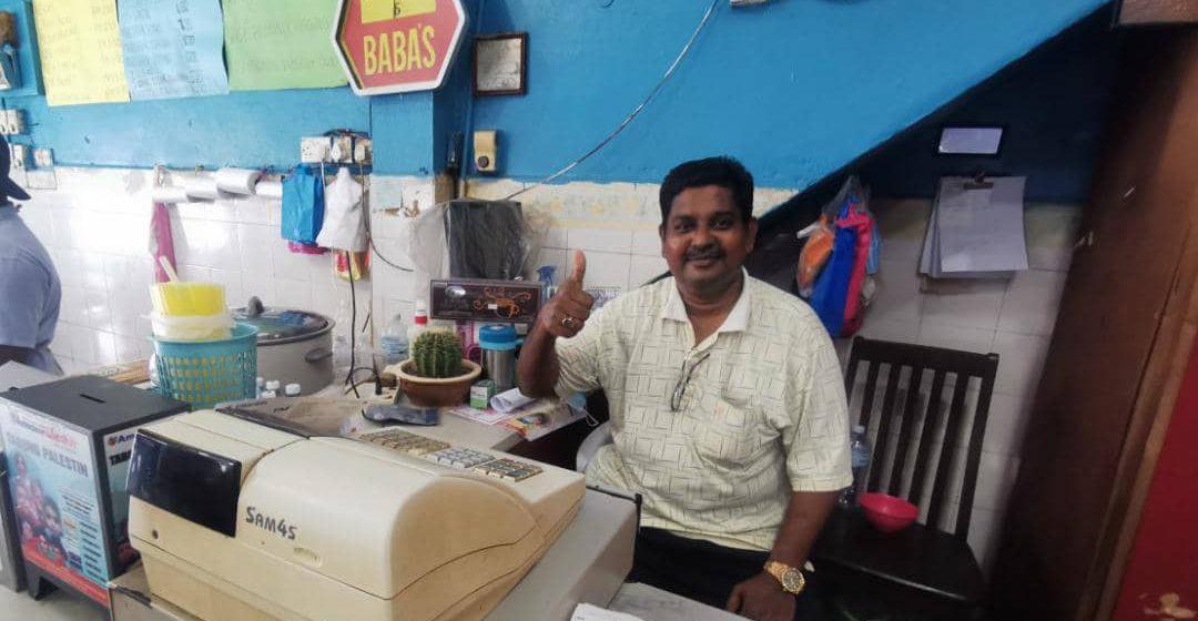 Kafe Nur Azmina pikat warga India di Mukah