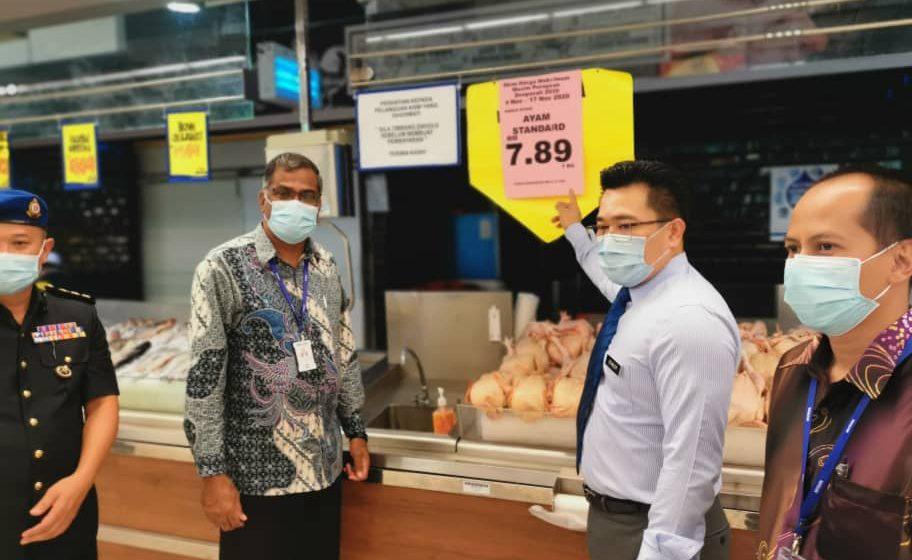 RM2,813,242.71 nilai rampasan oleh KPDNHEP yang menghasilkan kompaun sebanyak RM237,000.