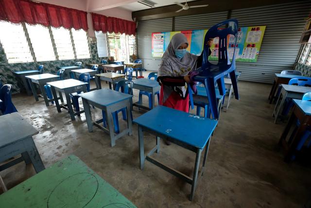 Petugas guru perlu permit kelulusan dari polis untuk rentas negeri