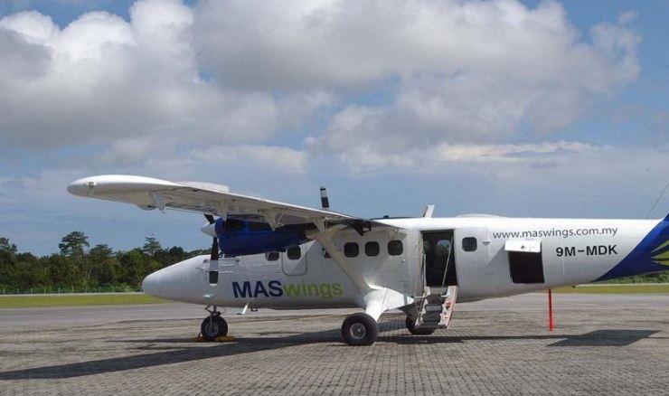 Laluan Perkhidmatan Udara Luar Bandar di Sarawak, Sabah berdasarkan kriteria PSO