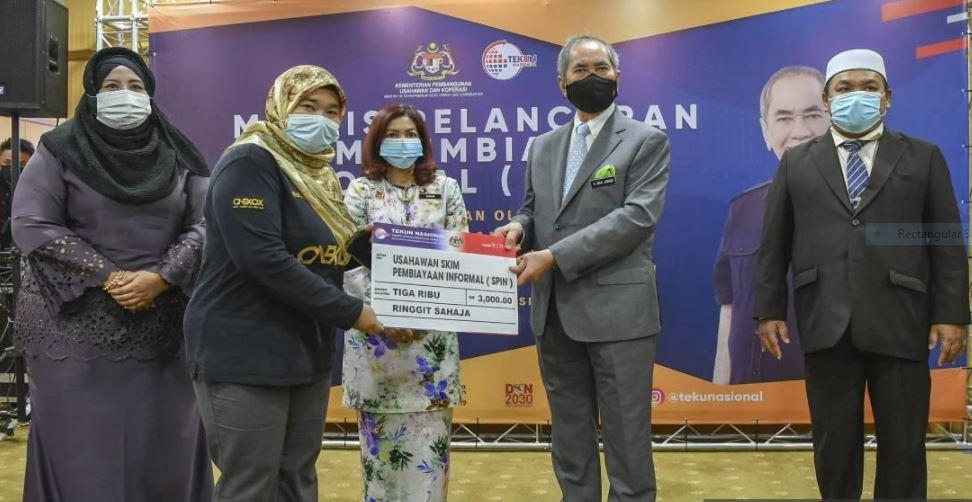 SPIN sedia RM50 juta bantu usahawan tidak formal