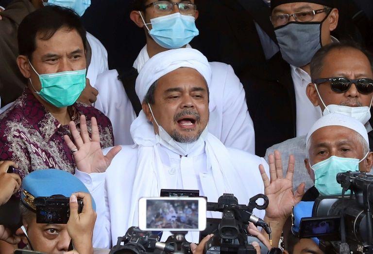 Ulama Indonesia ditahan polis