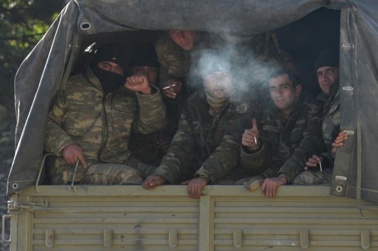2,783 tentera Azerbaijan terkorban dalam perang menentang Armenia