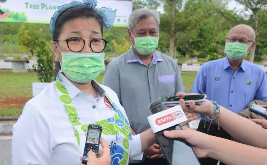 Bawa penyelidik gambut ke Sarawak