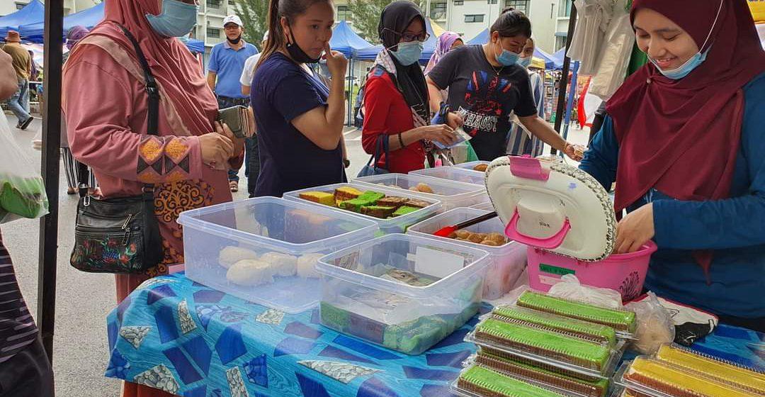 Macam-macam ada di Pasar Malam Tanjung Manis