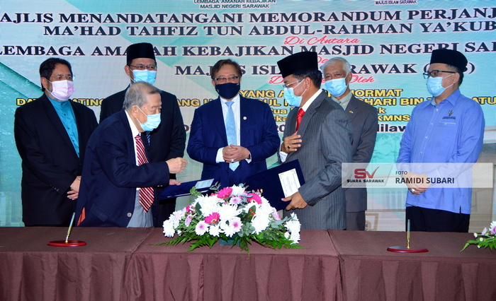 Majlis Islam Sarawak ambil alih Mattary