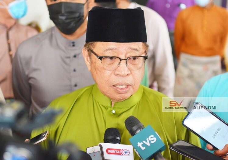 Sempekat komersial Petronas – Sarawak enda ibuh dipetalat
