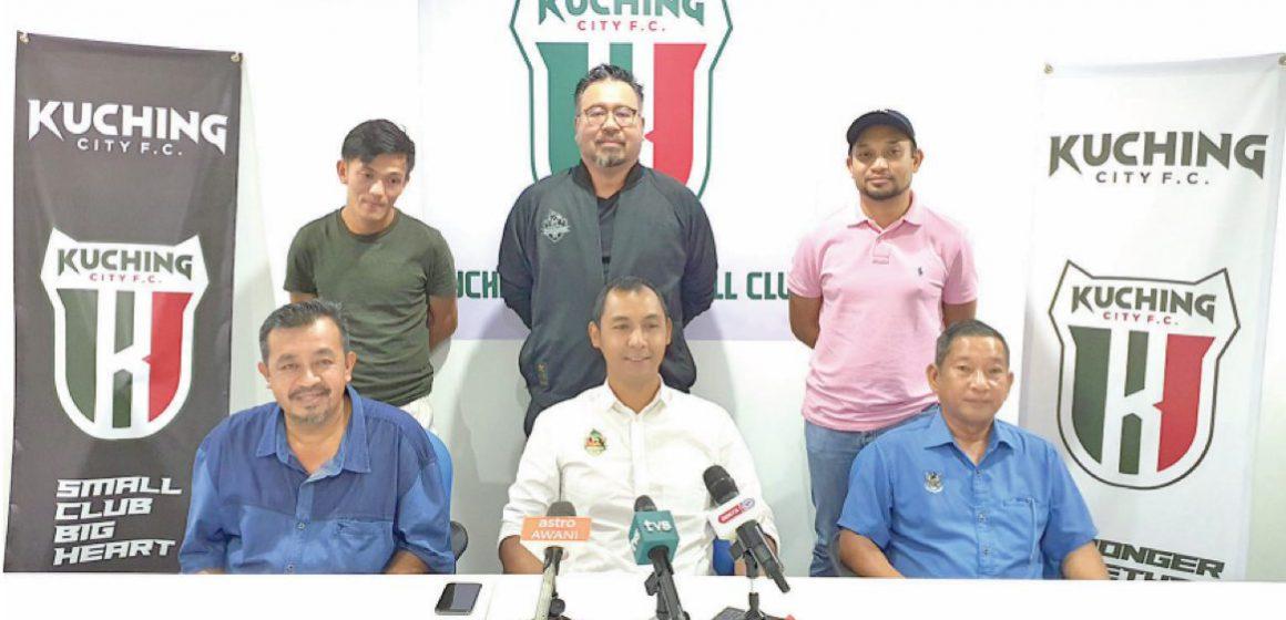Kuching City FC buru Wan Jamak