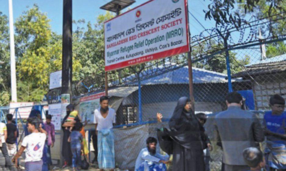 Bangladesh pindahkan pelarian Rohingya ke pulau