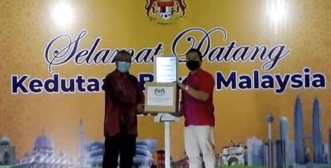 MIFA, Kedutaan Malaysia bantu golongan terkesan COVID-19 di Indonesia