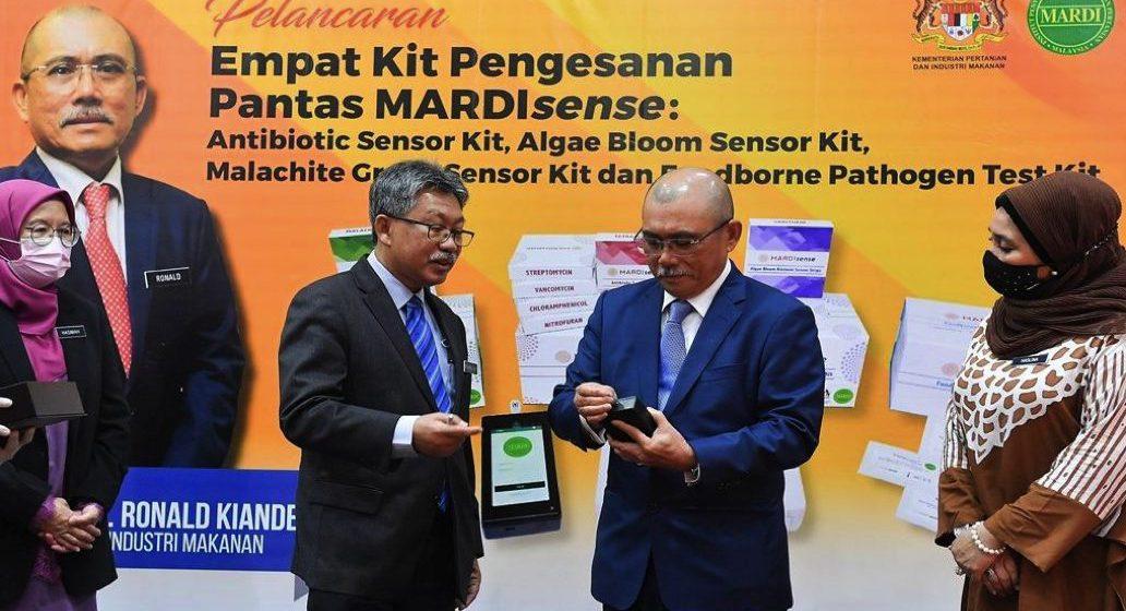 MARDI lancar kit kesan pencemaran dalam produk pertanian