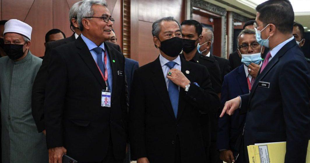 PM Muhyiddin zahir penghargaan MP sokong Belanjawan 2021