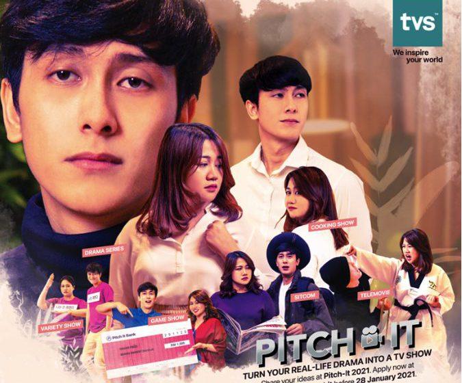 Pitch-It pelawa anak seni berbakat