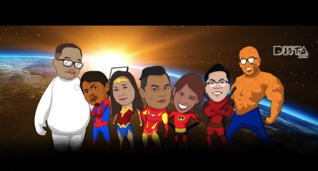 Program DiStA beri peluang pelajar Sarawak kembangkan bakat dalam kreativiti pembuatan digital