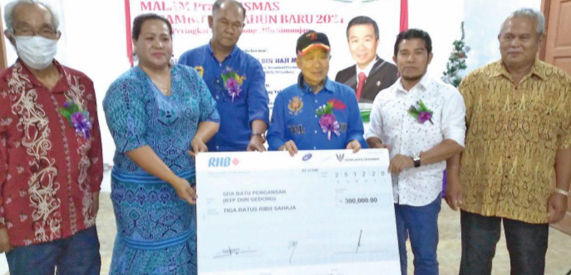 RM150 juta hubungkan Gedong, Ulu Simunjan