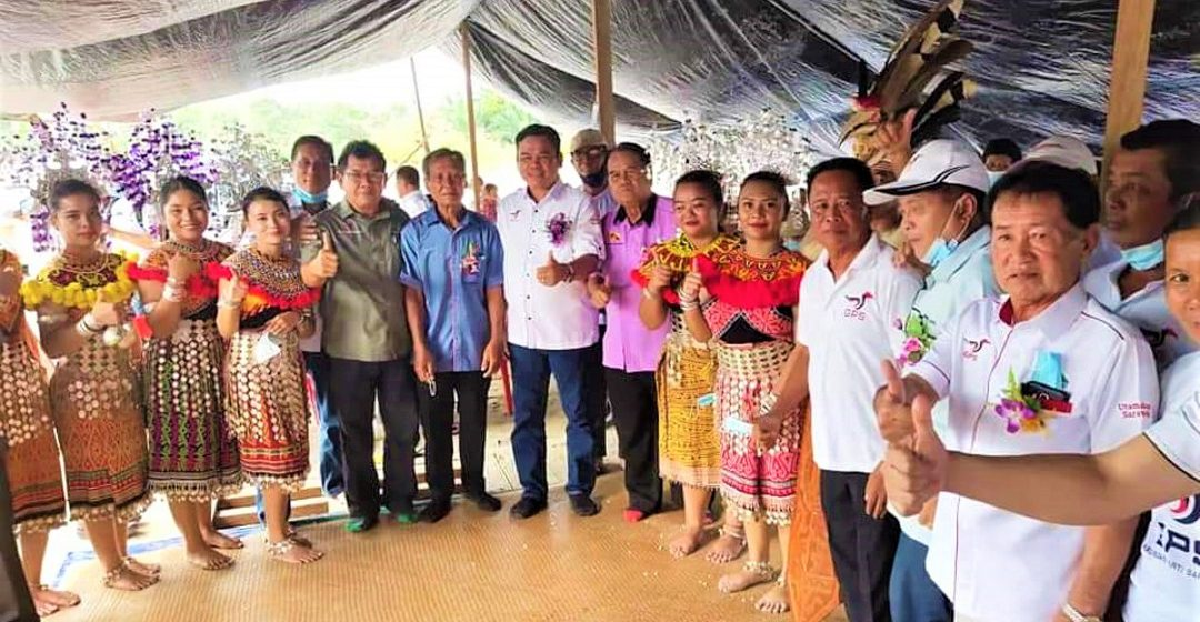 Perati baru pampas rumah ti dipindah ketegal Projek Pan Borneo – Gira