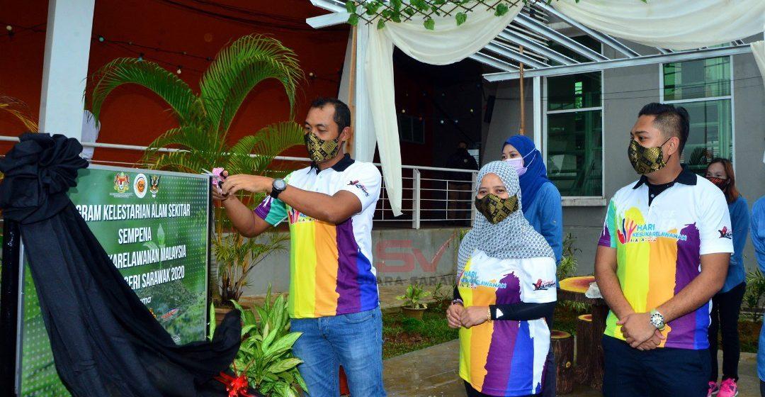 Nempa raban volunteer ari pupu bansa