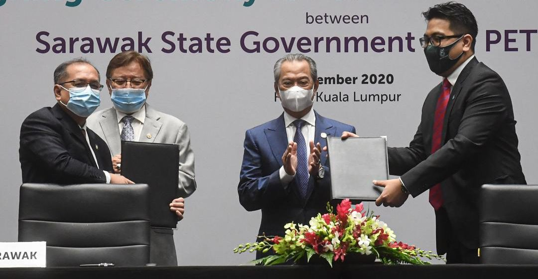 Perjanjian Komersial; Bahagian pendapatan lebih besar untuk Sarawak