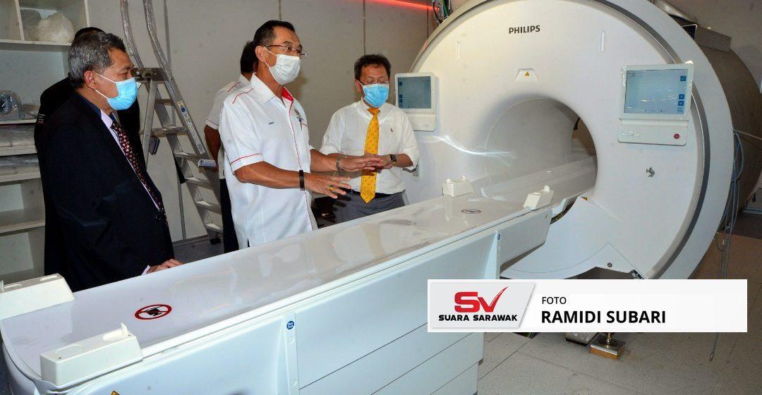 KKM ngemendarka agih RM300 juta ungkup perengka guna pengerai di Sarawak