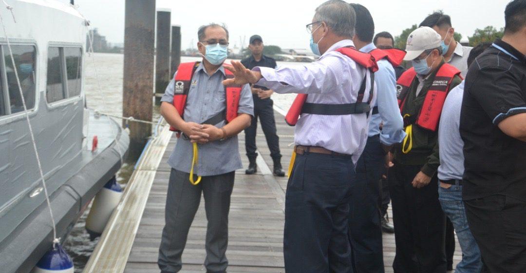SCG ditumbuh dikena nentuka pengelikun kandang tasik Sarawak