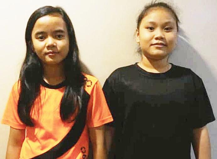 Murid Serian banggakan Sarawak