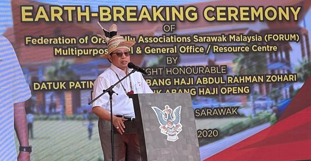 Sarawak terima pelaburan langsung asing paling tinggi – Abang Johari