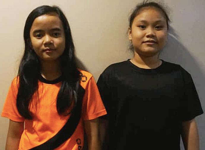 Dua nembiak SK Temong ke nyulut patut diberi insentif khas, sekularship