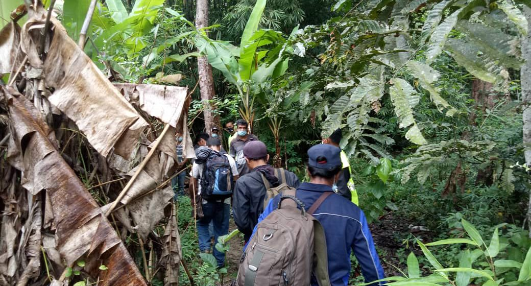 Lapan Pati gagal masuk Sarawak