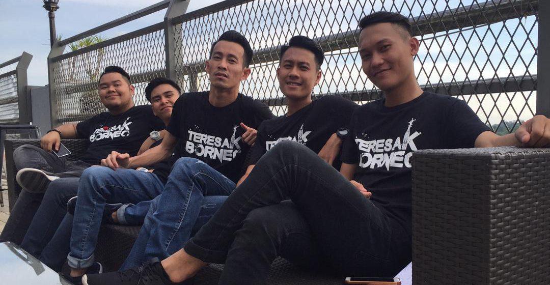 Band Teresak Borneo nyaguka muzik moden enggau tradisional