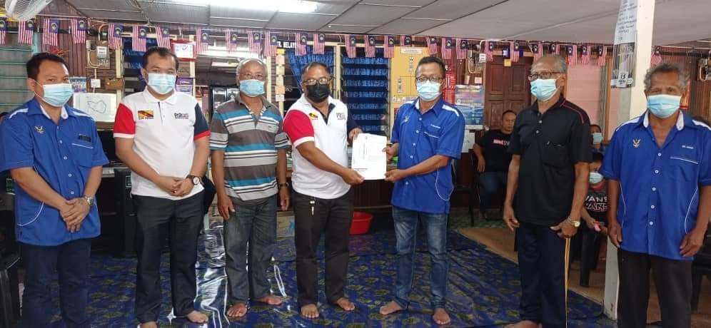 RM20,000 ungkup JKKK Rh Blayong ngaduka pemansang