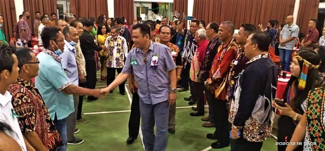 Ex-Adun Tamin meri sebidang tanah ngagai SDNU Selangau
