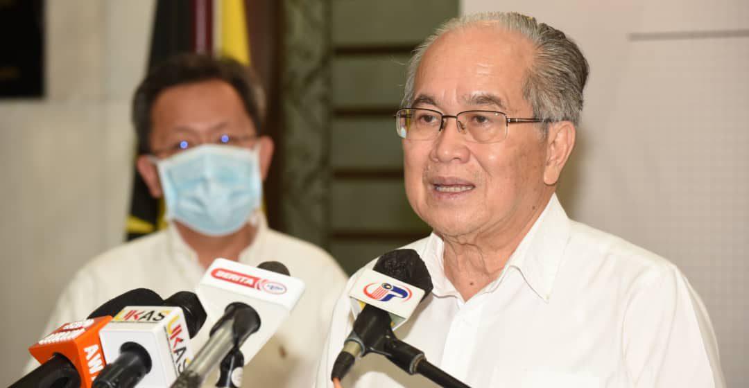 Covid-19: Pati penyumbang kes positif baharu di Sarawak