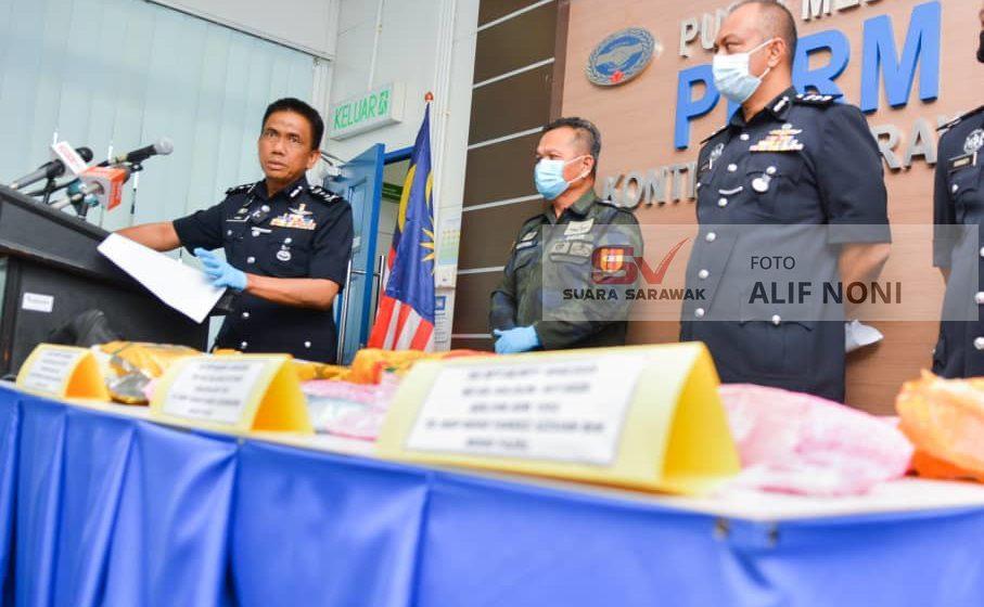 3 kg syabu dirampas ba Op Benteng