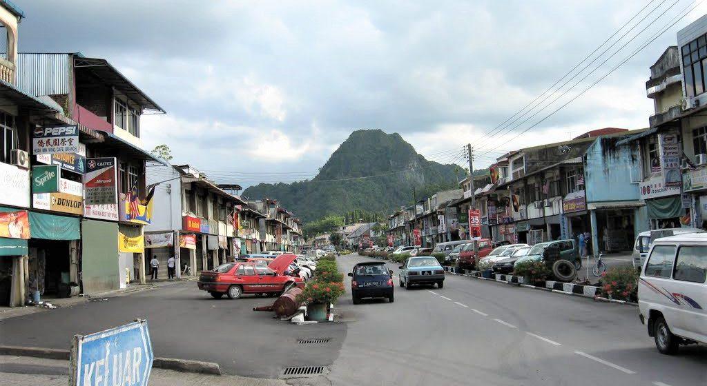 Dari desa kecil ke bandar besar