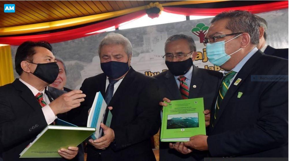 Sarawak luaskan kawasan hutan untuk program kerjasama tiga negara