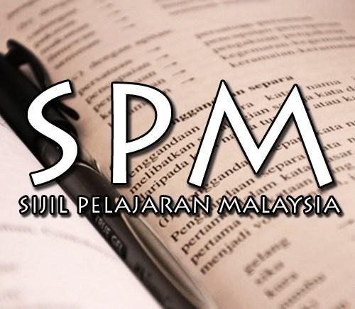 Ujian percubaan SPM di rumah