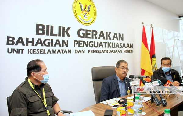 Sarawak bantu bina pusat tahanan sementara bagi Pati