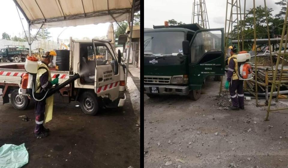 Depot MPS ditutup serta-merta, semua kakitangan perbandaran wajib jalani calitan