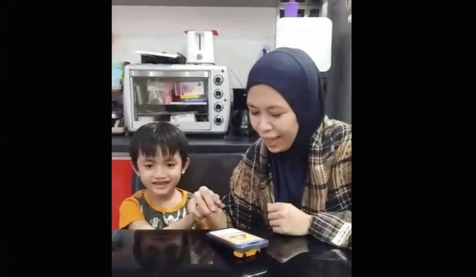 Dugaan didik anak autisme