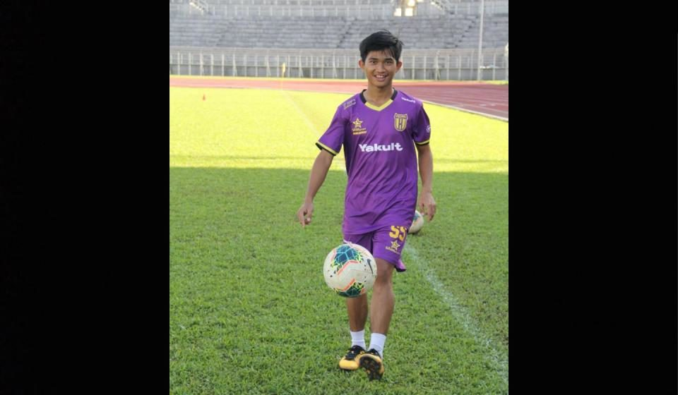 Liga Malaysia 2021: Budak Mukah sedia kibar cabaran Liga-M
