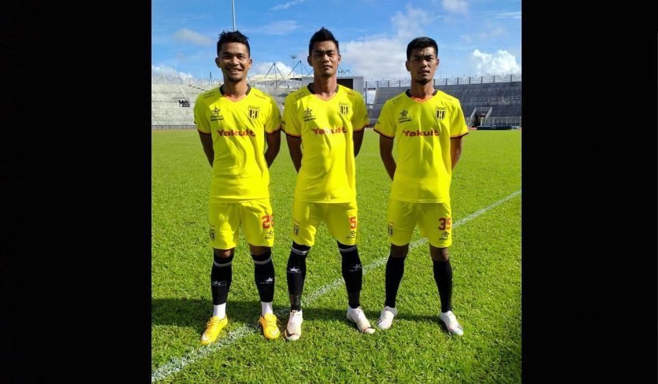 Liga Malaysia: Tiga beradik taruhan Kuching City FC