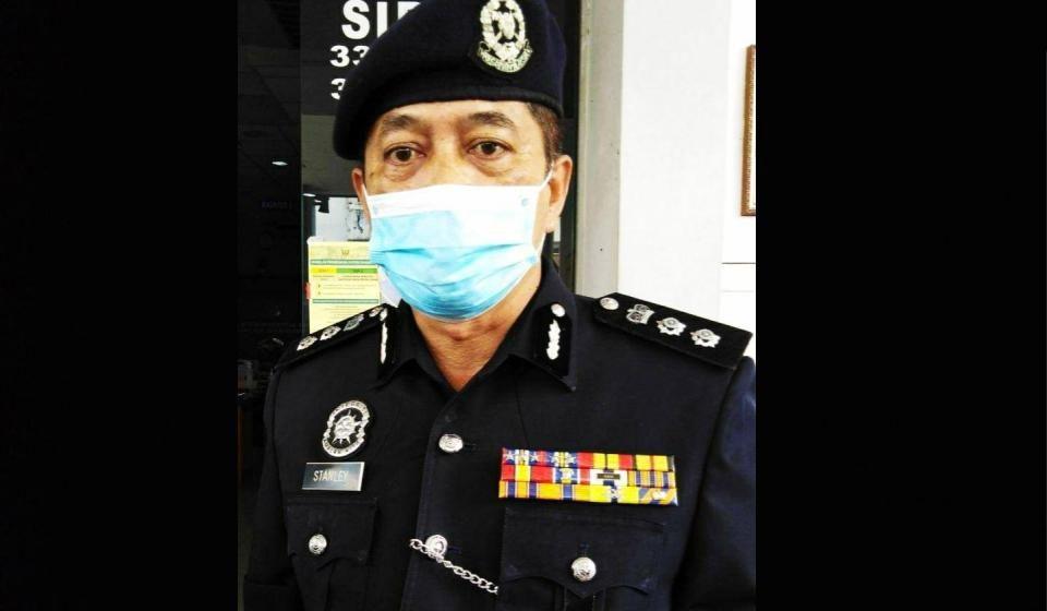 Dos pelengkap untuk 170 anggota polis