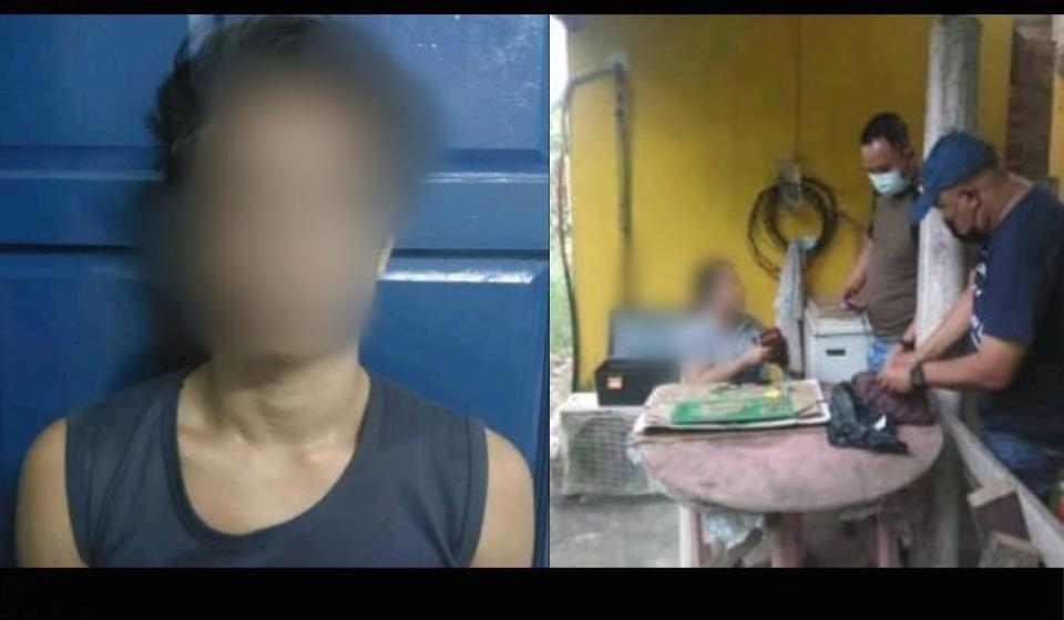 2 ejen 'black market' di Kampung Punau ditangkap