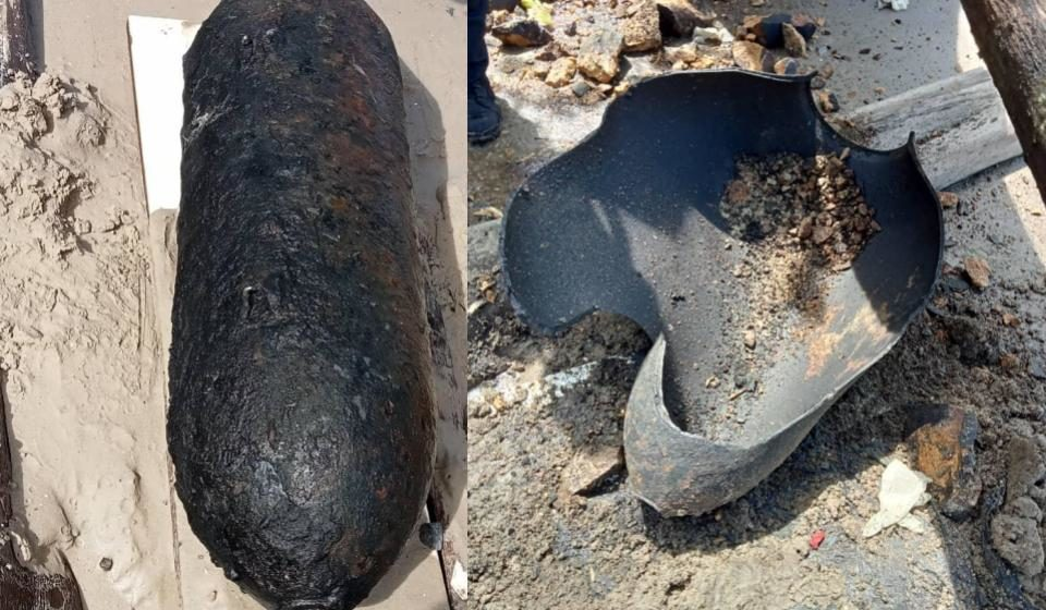 Bom ditemui di Miri telah dimusnahkan