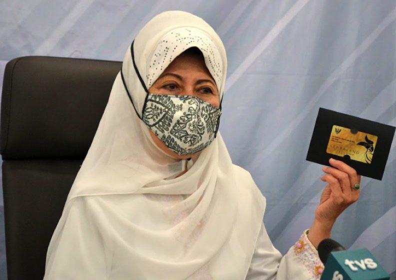 RM5.058 juta BIK telah disalurkan kepada 1,686 pewaris pemegang kad KGC
