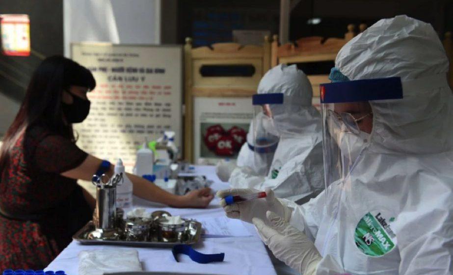 Virus kembali menular di Vietnam