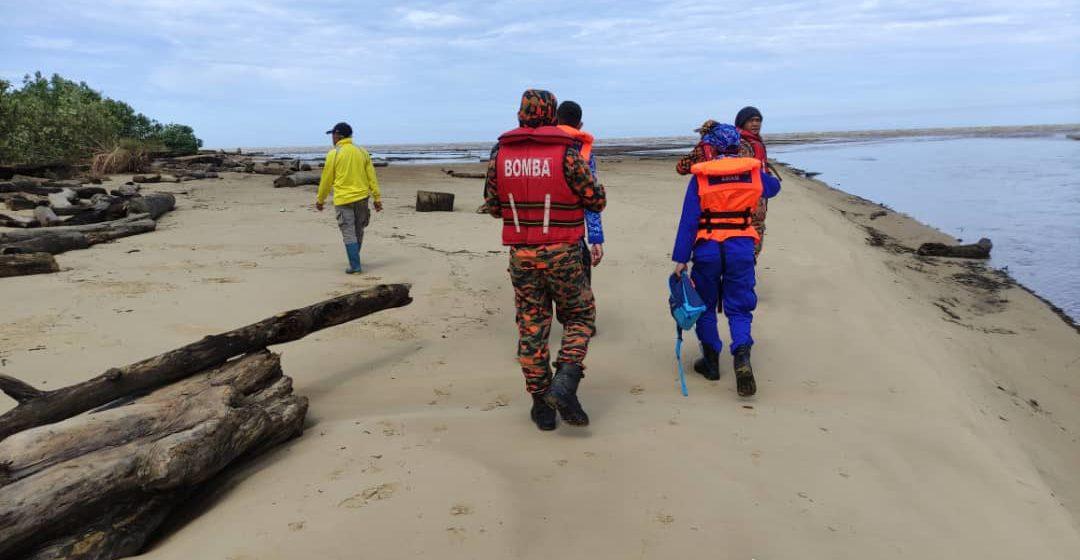 Operasi mencari dan menyelamat nelayan hilang di Bintulu diteruskan