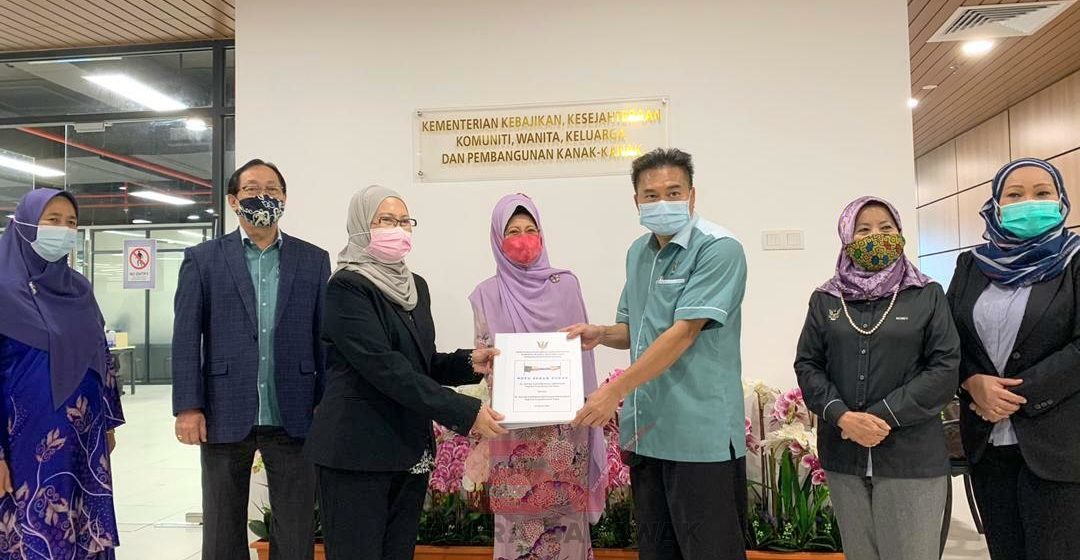 Dr Rashidah Bolhassan dilantik sebagai Setiausaha Tetap baharu KWKPK