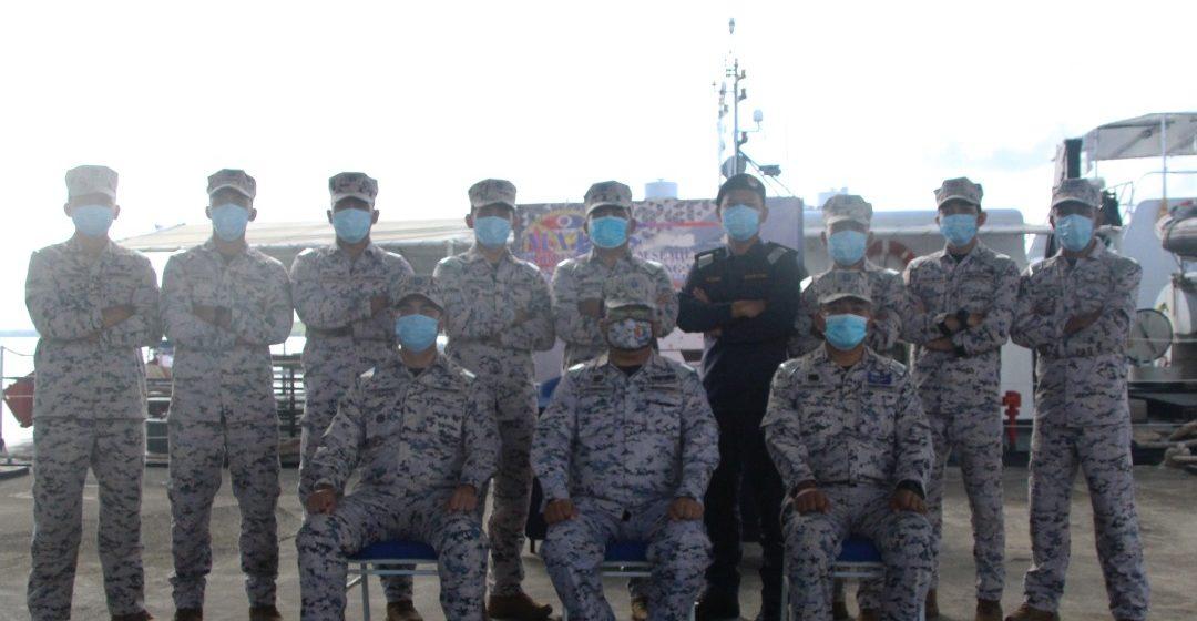 Maritim Sarawak komited kekang pencerobohan nelayan asing, jenayah di perairan